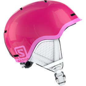 Salomon Grom Casque Enfant, glossy/pink